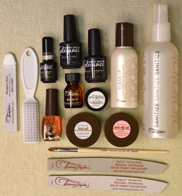 Tammy Taylor Nails Gels Kits