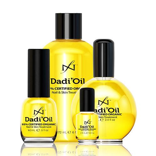 Organic Cuticle Oil