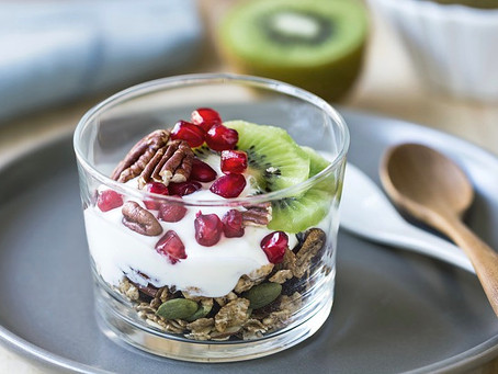 El yogur puede disminuir el cáncer de colon