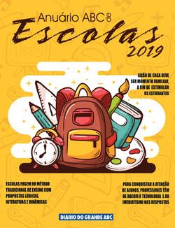 Anuário Escolar 2019