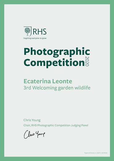 Ecaterina Leonte RHS diploma.jpg