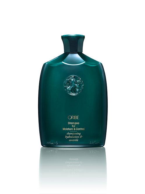 Shampoo for Moisture & Control