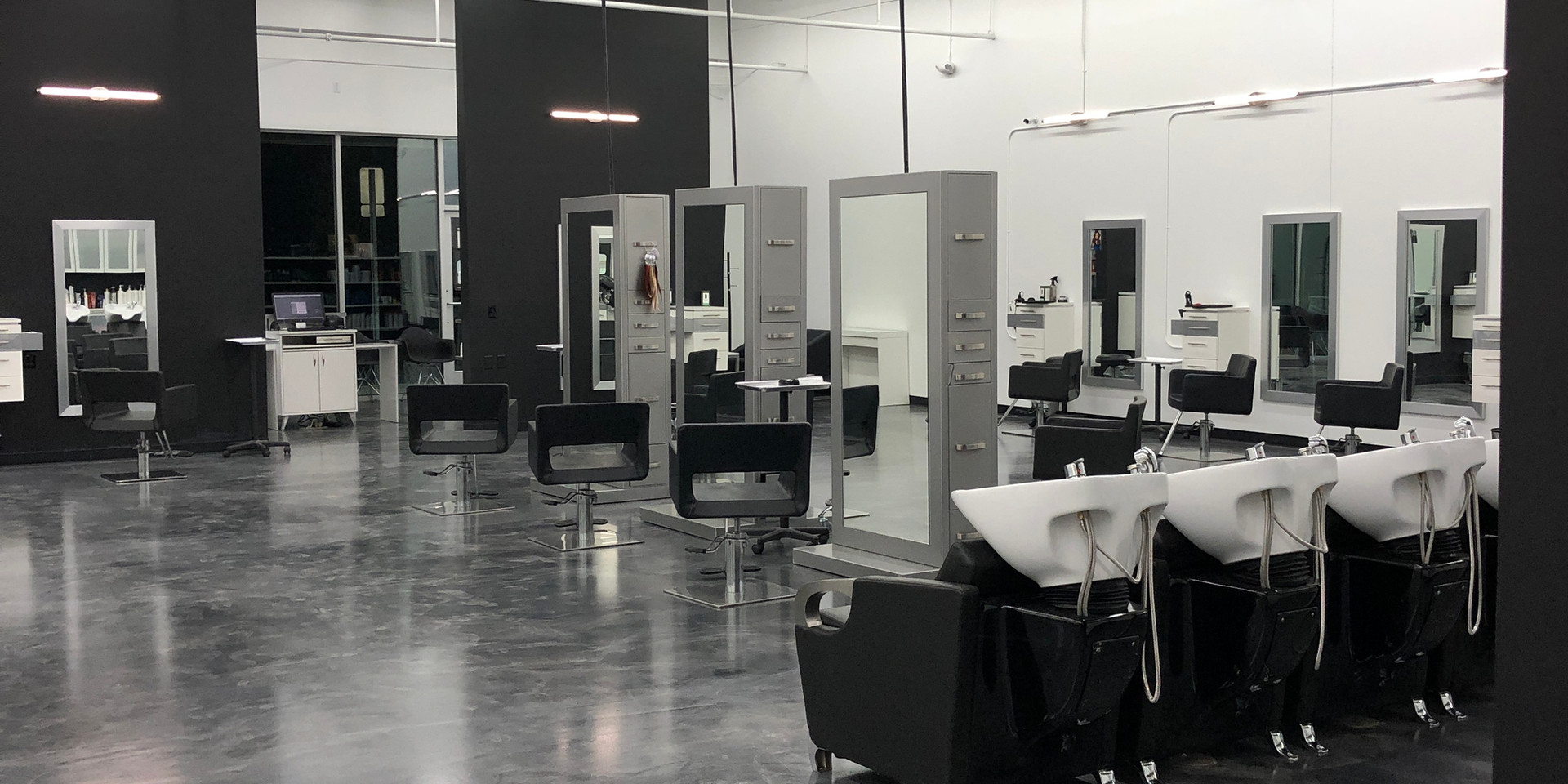 Ocala Hair Salon Back View