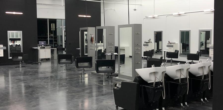 Ocala Hair Salon Back View