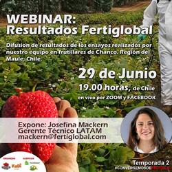 Frutillas Polifenoles - 2021