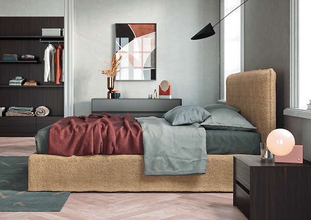 twiggy bed
