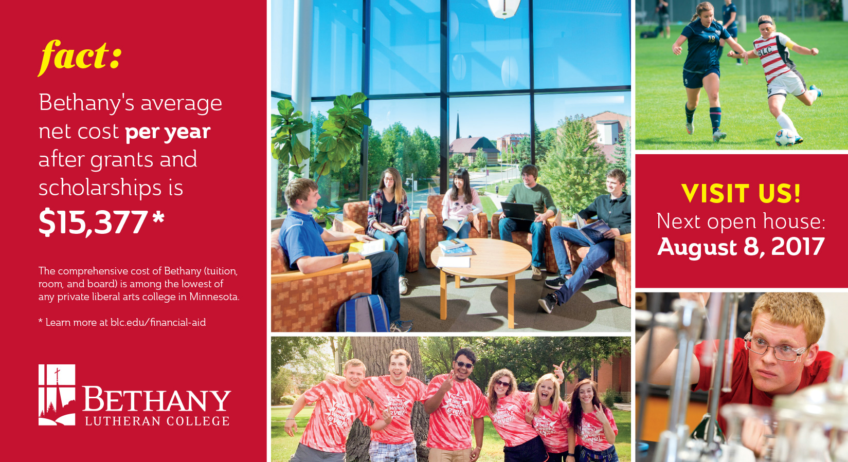 August open house