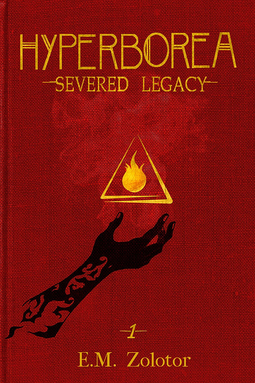 Hyperborea Severed Legacy ePub