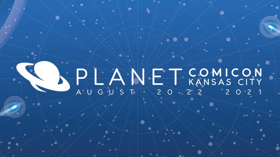 Hyperborea at Planet Comicon 2021 (Aug 20-22)