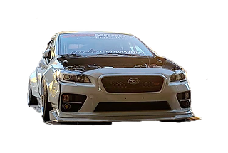 white subaru front view cutout copy.png