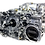 Thumbnail: GCH STAGE 2 ECO Short Block 2.5L Subaru Short Block for WRX, STI, Legacy GT, FXT