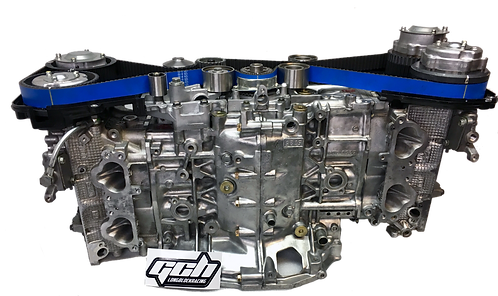 Stage 3 Long Block EJ Series 900HP Rating
