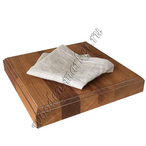 Льняной мешочек для 3,2 литровой бочки