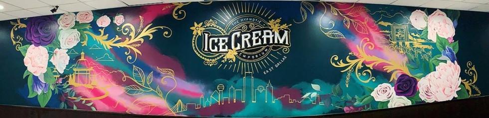 The Hypnotic Emporium Ice Cream