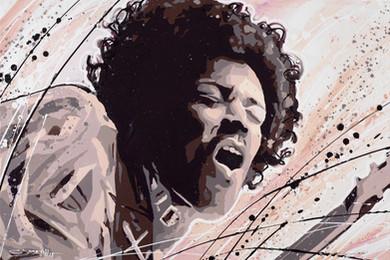 Jimi Hendrix 3