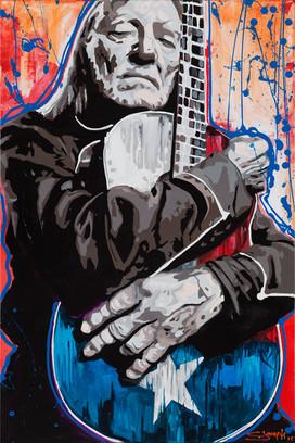 Willie Nelson Guitar