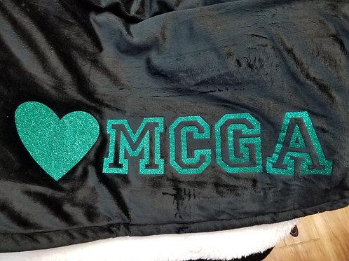 Super Cozy MCGA Blanket