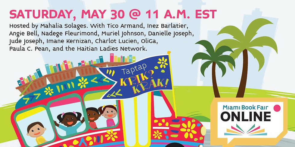 Little Haiti Book Festival of Miami