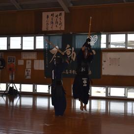 大島地区大会が始まりました!!