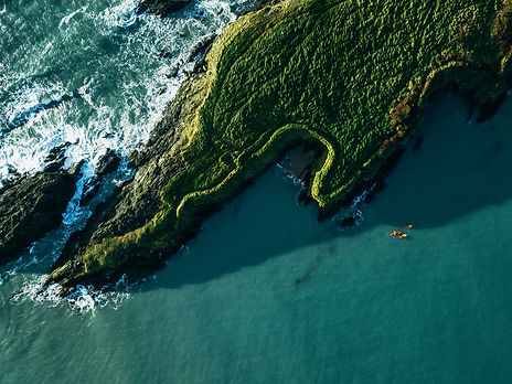 Sea Kayaking Wexford Ireland The Irish E