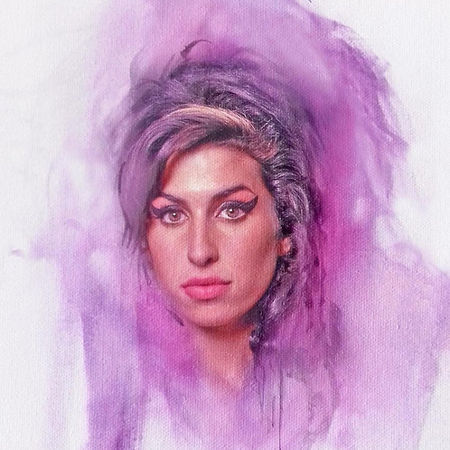 The Beautiful face of Depression, Amy Winehouse