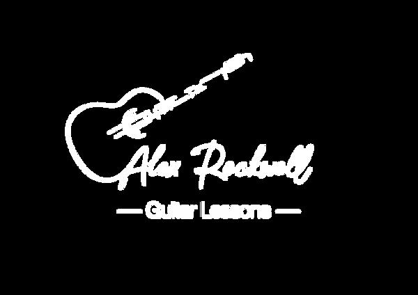 AlexRockwellguitar lessons logo (Highres