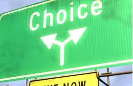Keuze geeft vrijheid