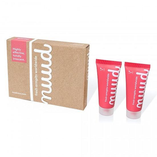Nuud anti-odorant Smarter pack (2x20 ml)