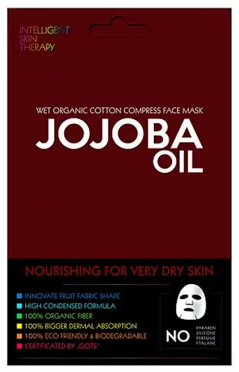 Jojoba Oil masker: Herstellend voor de droge & vochtarme huid