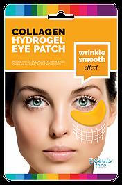 Anti-rimpel Collageen oogmasker (24K goud & hyaluronzuur)