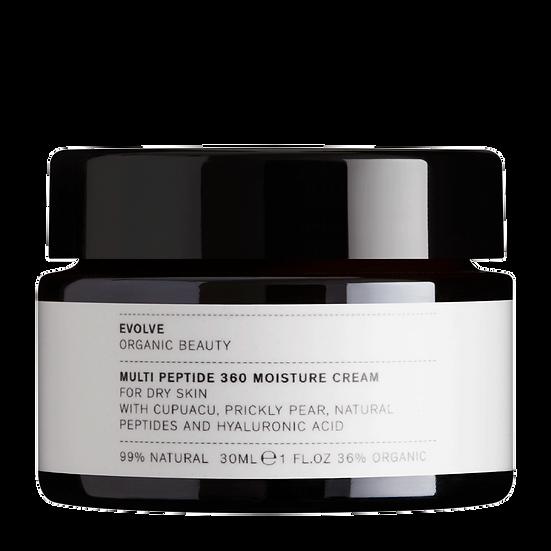 EVOLVE BEAUTY: Multi Peptide 360 Moisture Cream (normale tot droge rijpere huid)