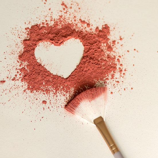 Brush & Blush actie