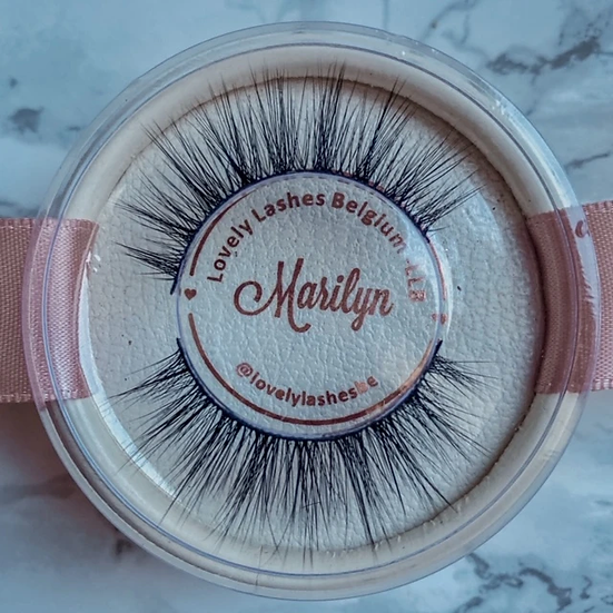 PRE-ORDER! Lash kit Marilyn (wimpers + eyeliner pen + applicator tweezer)