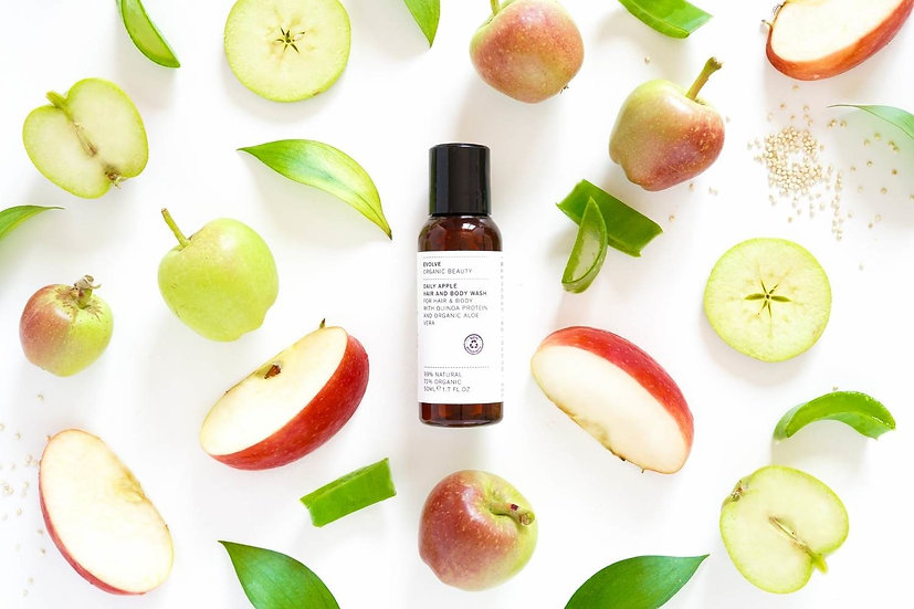 EVOLVE: Daily Apple Hair & Body Wash 50 ml
