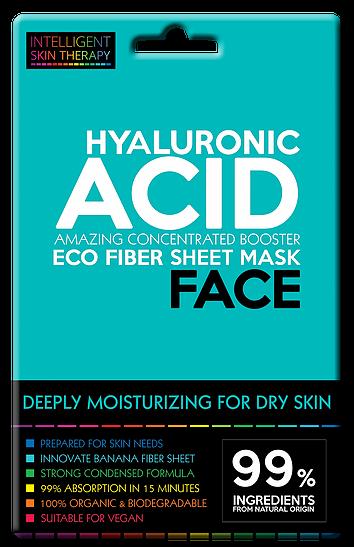 Hyaluronzuur masker: Extreem vocht herstellend