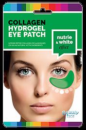 Voedend & verhelderend oogmasker (Komkommerextract & Spirulina))