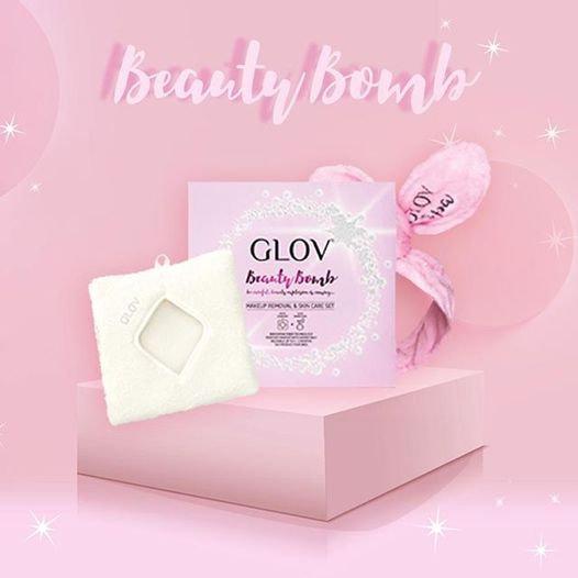 GLOV set Beauty Bomb (Glov Comfort + Bunny ears)