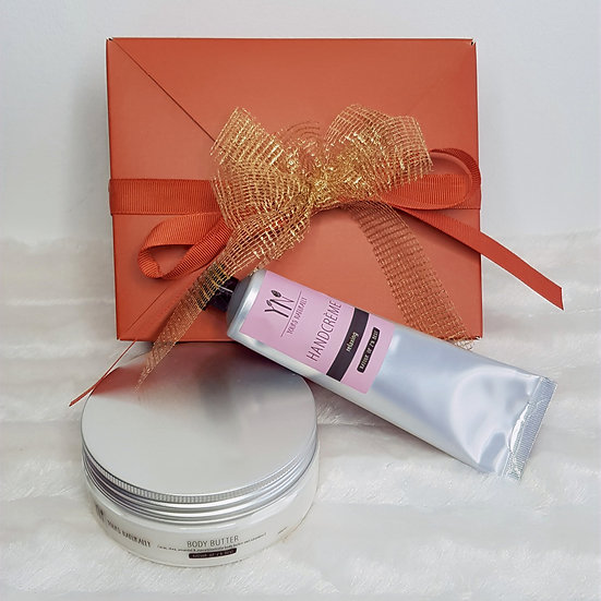 Giftset Handcream & Body Butter RELAXING