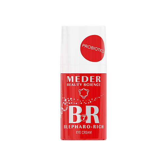 MEDER BEAUTY: Blepharo-Rich Eye Cream (Br7) (Droge en/of rijpere huid)