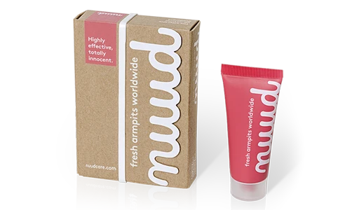 Nuud anti-odorant Starter pack (1x15 ml)