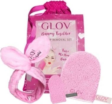 GLOV Bunny Together Set Pink