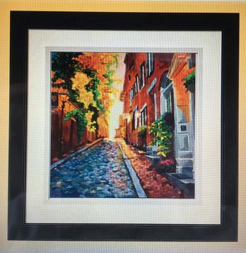 Boston Sreet Memories