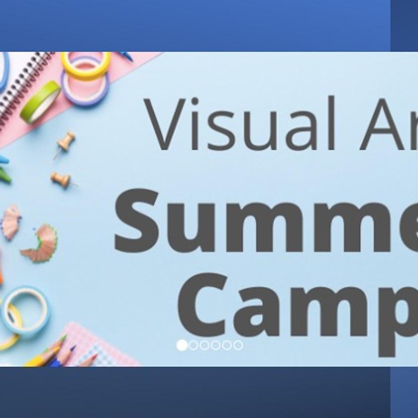 Visual Art Summer Camp for Kids
