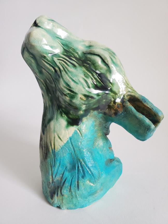 Turquoise Jackrabbit