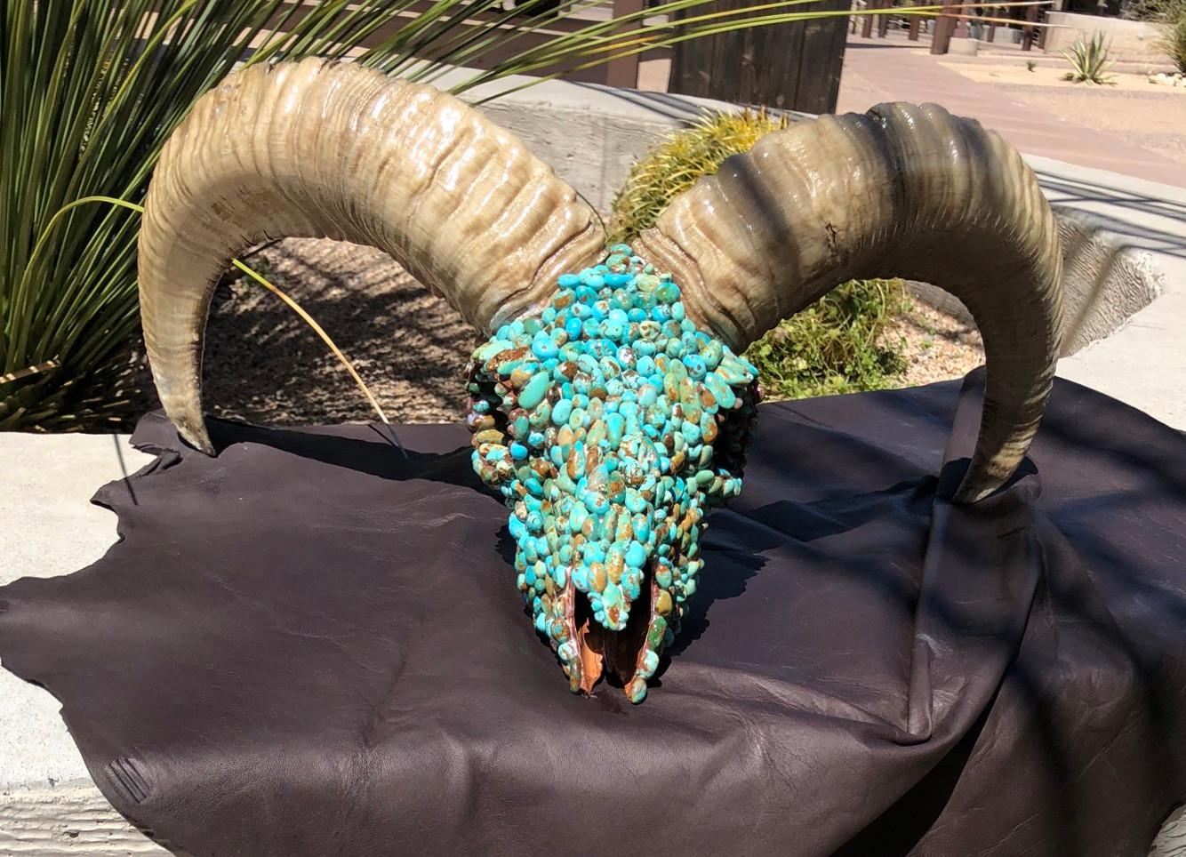 Awedatt w/#9 Turquoise