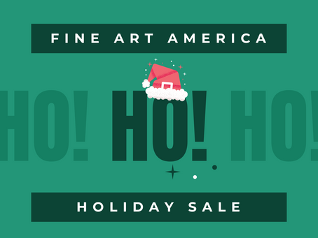 Special Sale - 25% Off at Fine Art America