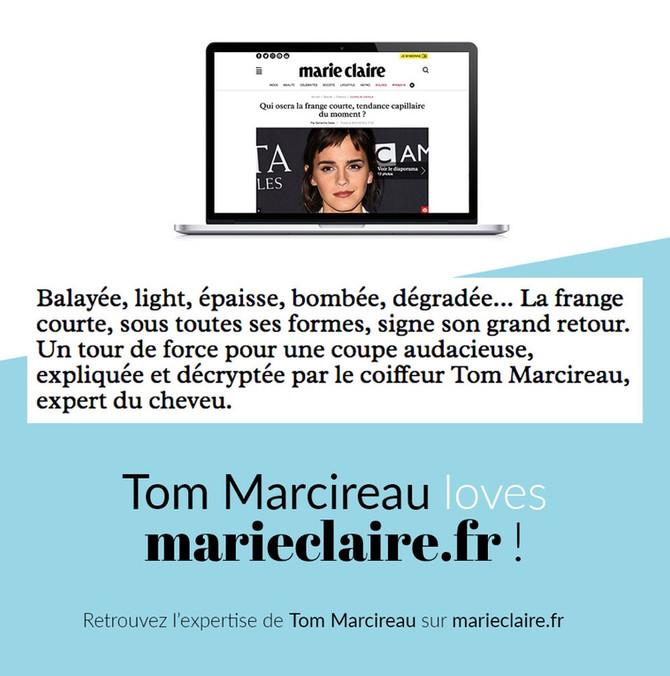Marie Claire.fr février 2018