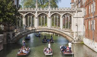 Cambridge, città dei sogni