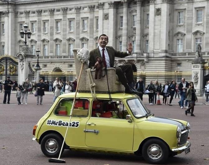 corso d'inglese top - Mr Bean