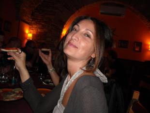 Daniela Gallinari, al Top..